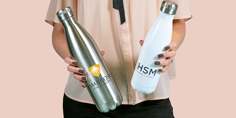 Flasky - Metalen flessen