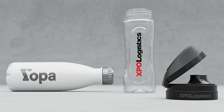 Flasky - Hoe voegen wij uw logo toe?