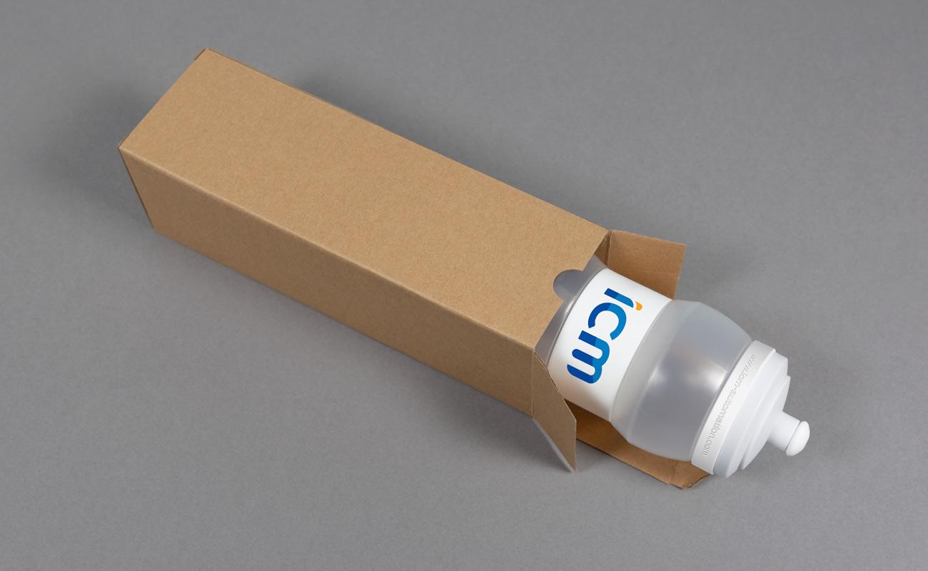 Fit - Waterflessen staffel met logo